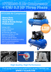 HY55200-3-Air-Compressor