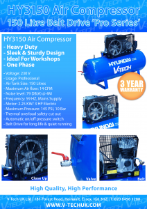 hy3150-Air-Compressor